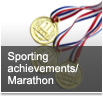 Sporting achievements/Marathon